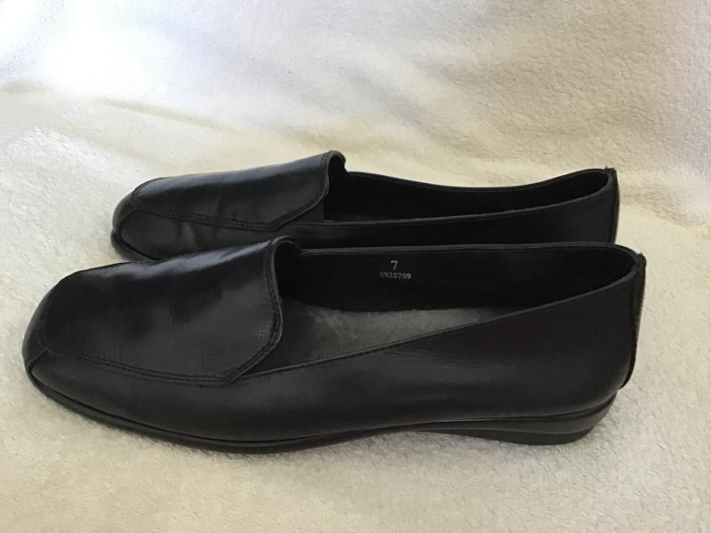 Туфли кожаные foot glove 41(7)p - Фото 6