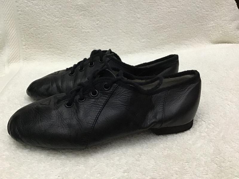 Туфли танцевальные  кожаные bloch оригинал 18.5см - Фото 3