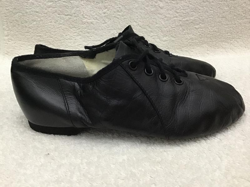 Туфли танцевальные  кожаные bloch оригинал 18.5см - Фото 5