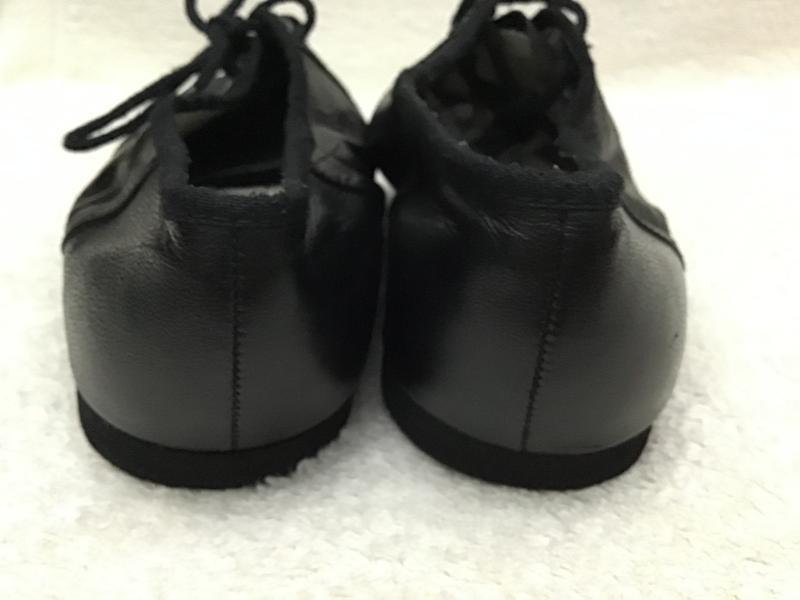 Туфли танцевальные  кожаные bloch оригинал 18.5см - Фото 7