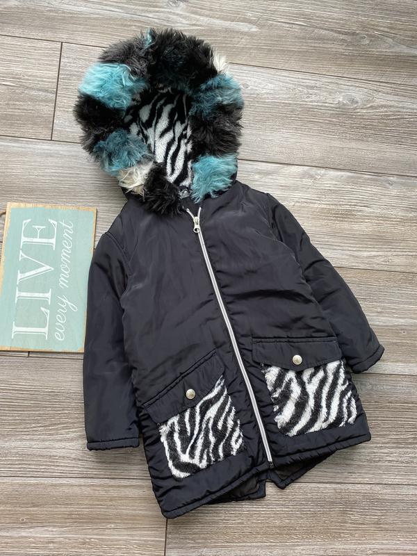Куртка парка пальто v by very 3-4г