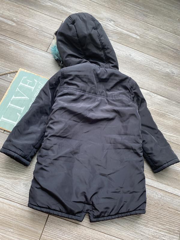 Куртка парка пальто v by very 3-4г - Фото 2