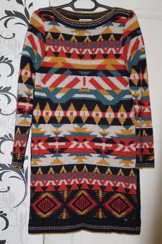 Платье-туника colins 46-48р.