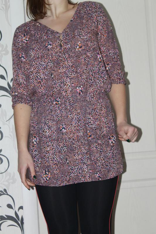 Платье туника от h&m 44-46р.
