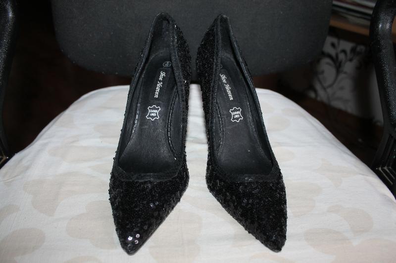 Туфли shoe heaven 39р