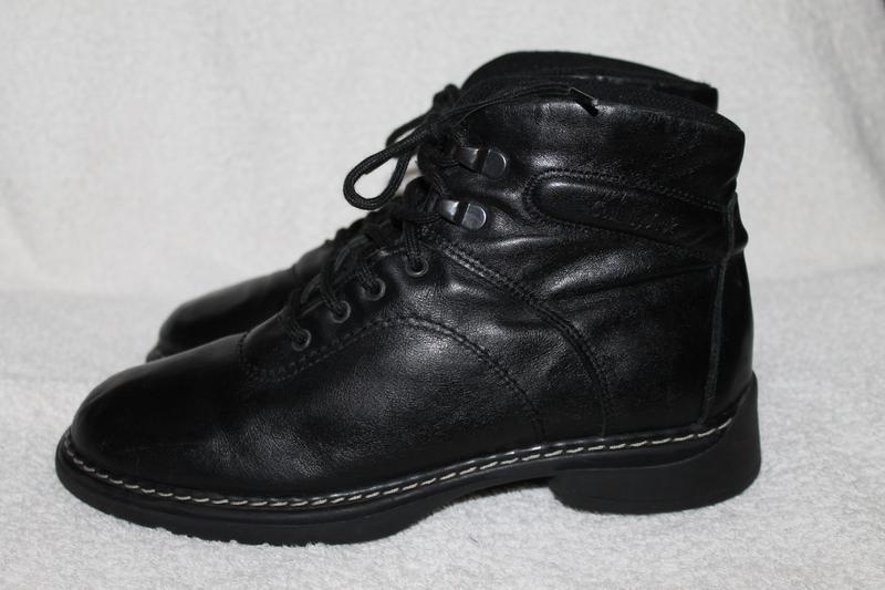 Ботинки кожаные country jack