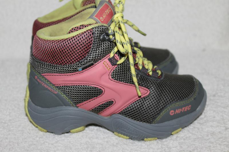 Ботинки зимние hi tec 30р мембрана dry-tec waterproof