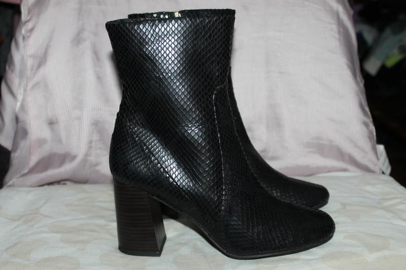 Сапожки-ботинки tu 39p