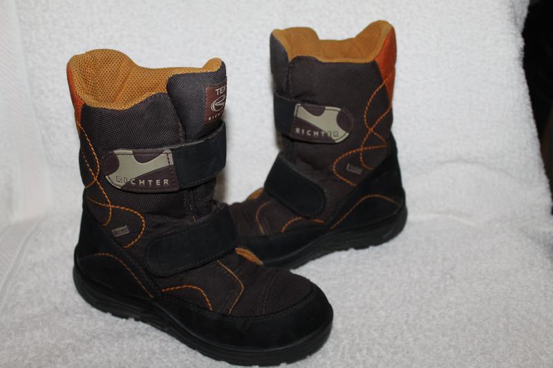 Термо-ботинки richter event waterproof 30p