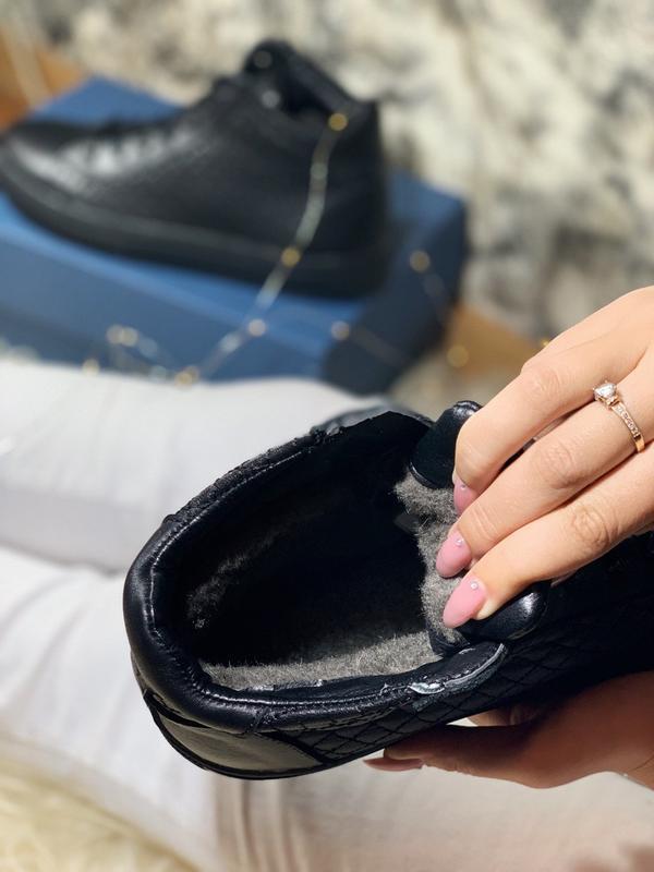 Мужские ботинки ❄️❄️зима - Фото 5