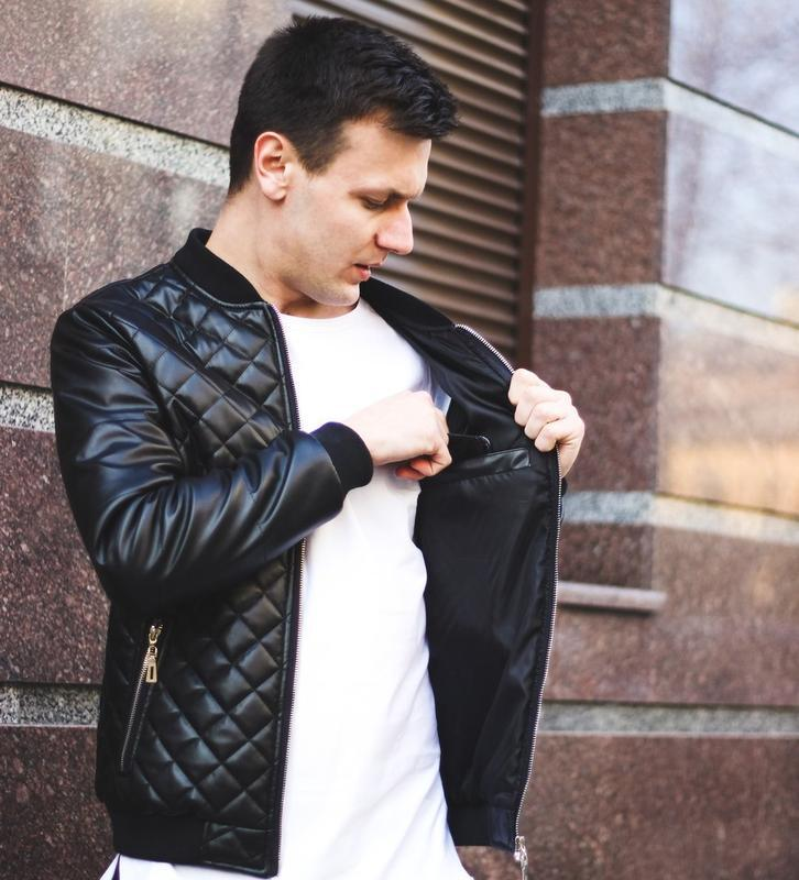 Весенняя куртка - Фото 5