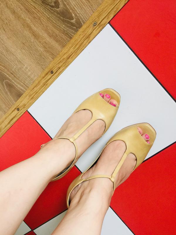 Літні туфлі - Фото 6