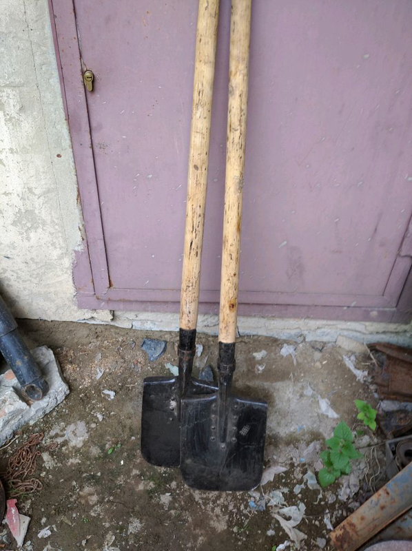 Большая саперная лопата