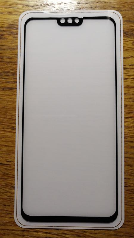 Стекло защитное Huawei Honor 8X  6D, 9D, 11D закалённое