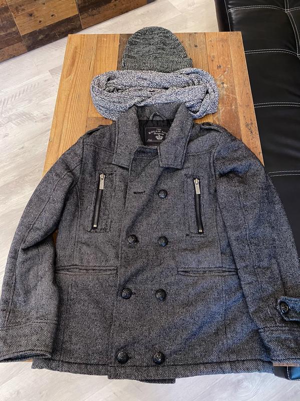 Мужская утеплённая куртка