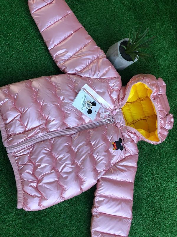 Деми курточка мики - Фото 2