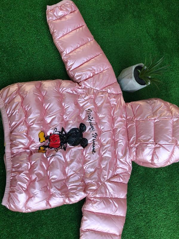 Деми курточка мики - Фото 3