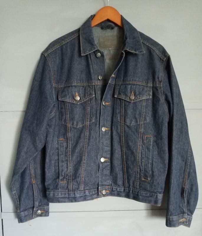 Джинсовка . джинсовая куртка. джинсовый пиджак .