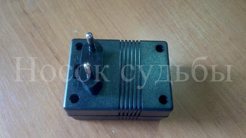 Преобразователь Напряжения 220V в 110V Инвертор 2в1 Конвертор 80В - Фото 3
