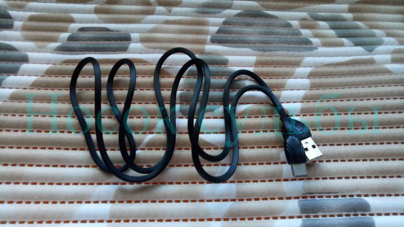 Качественный Кабель для зарядки Телефона USB - USB Type-C, AWEI C - Фото 2