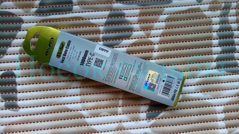 Качественный Кабель для зарядки Телефона USB - USB Type-C, AWEI C - Фото 8