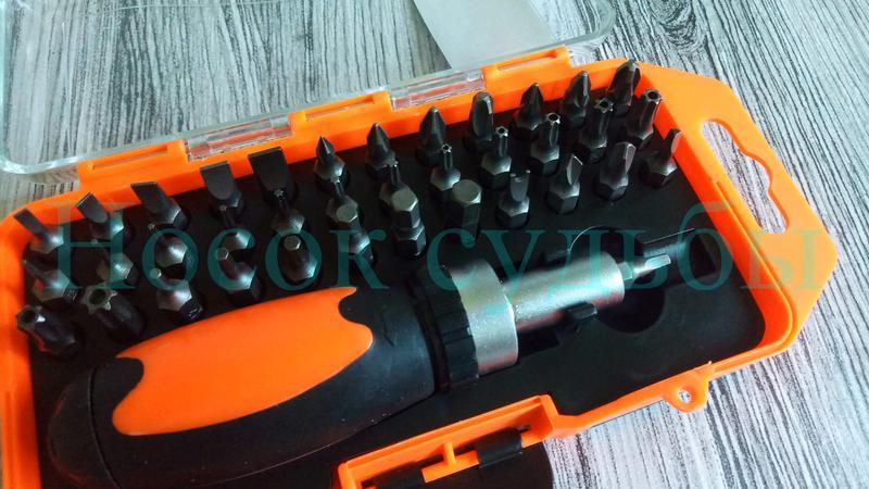 Набор высокоточных отверток Jinfeng JF-90263 Реверсивная Отвертка