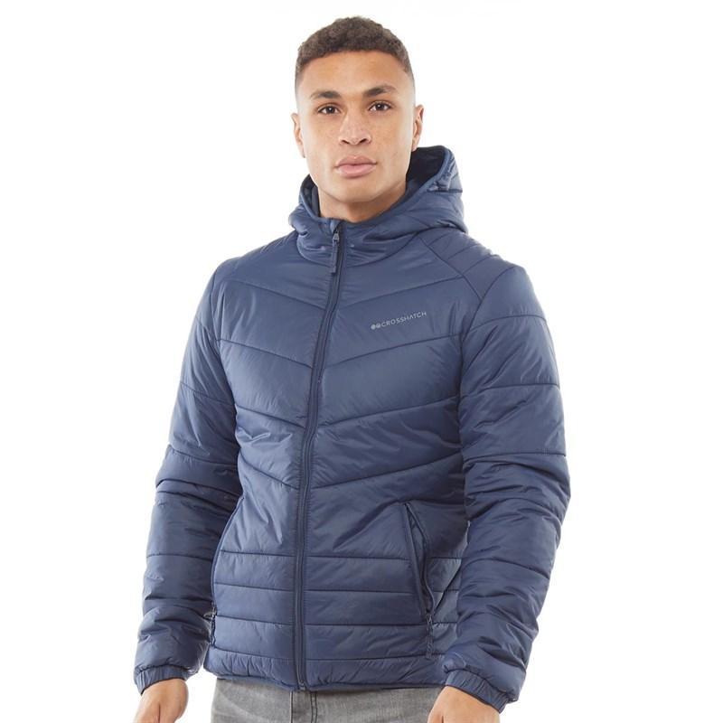 Куртка мужская демисезонная crosshatch, новая, из англии