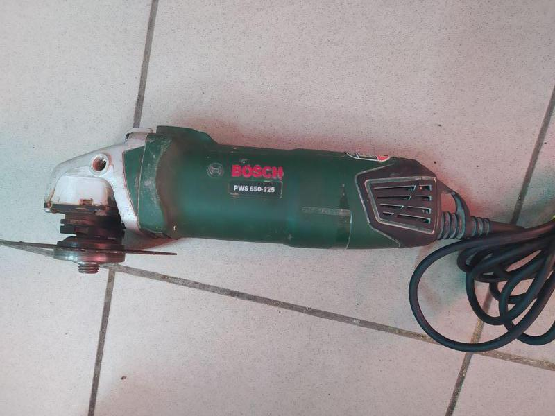 Болгарка (кутова шліфмашина) Bosch PWS 850 -125