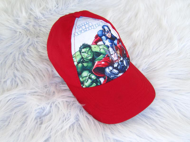 Стильная кепка  бейсболка  блейзер avengers marvel