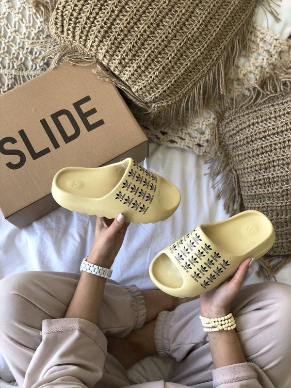 Adidas yeezy slide - Фото 7