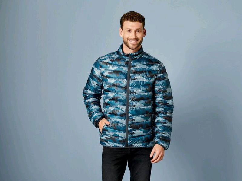 Термткуртки мужские Германия, куртка мужская