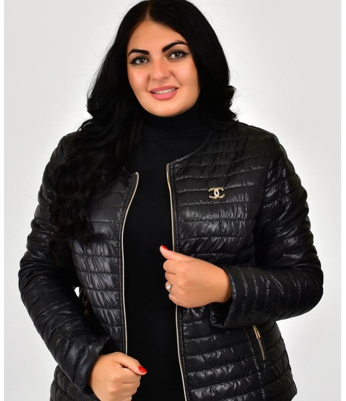 Куртка женская в стиле шанель