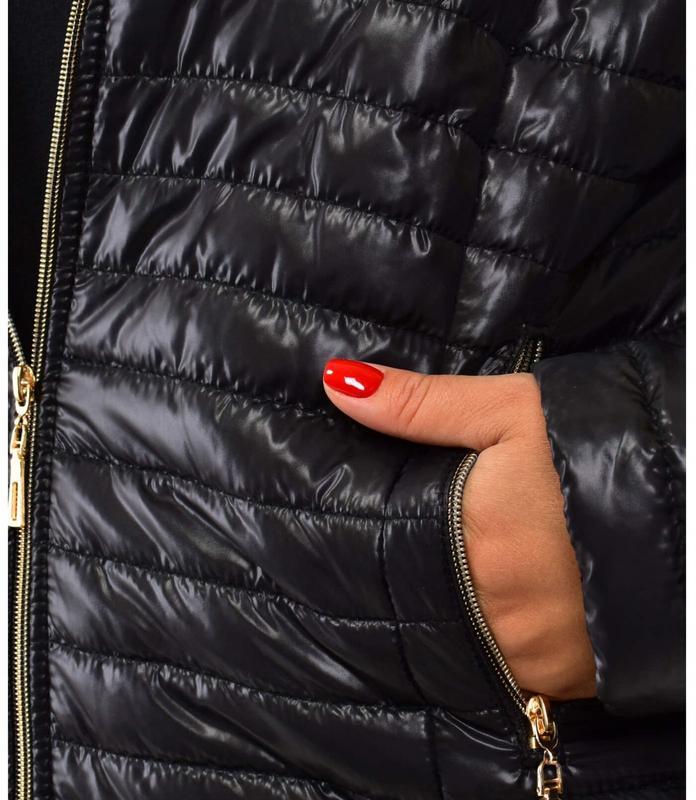 Куртка женская в стиле шанель - Фото 3