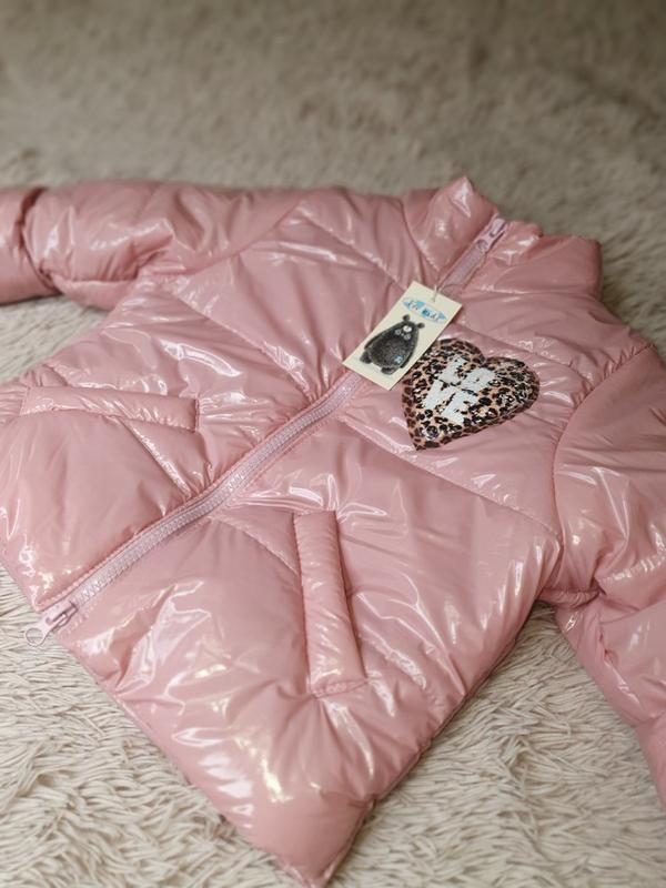 Куртка на девочку - Фото 3