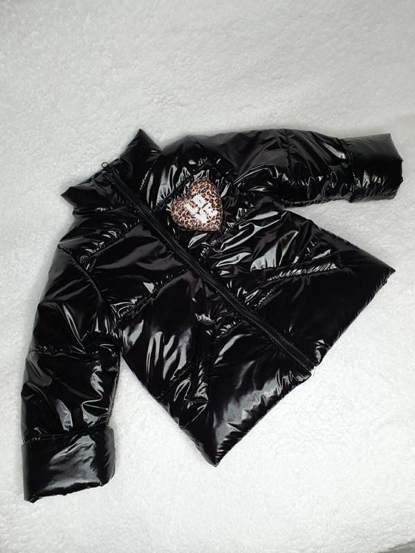 Куртка на девочку - Фото 4