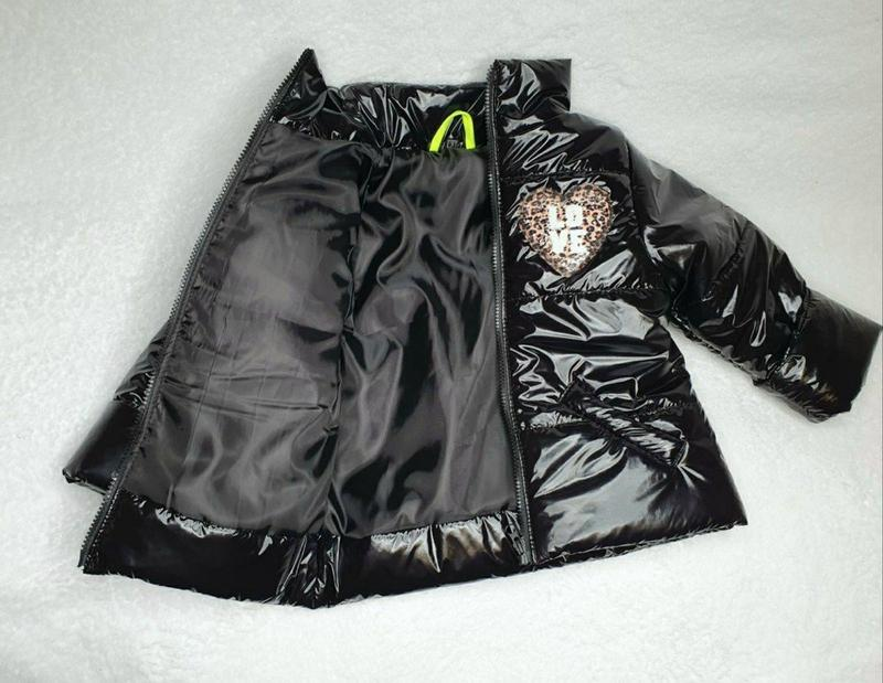 Куртка на девочку - Фото 5
