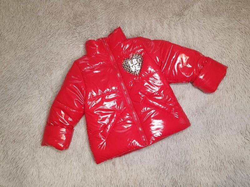 Куртка на девочку - Фото 6
