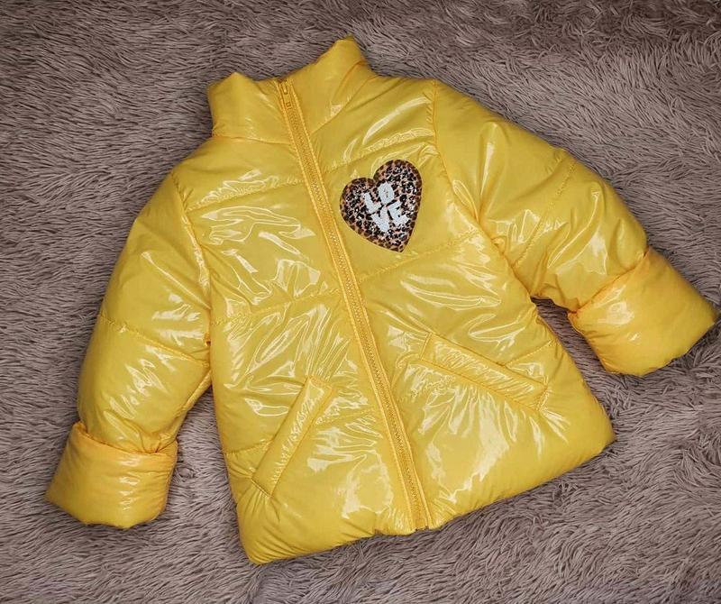 Куртка на девочку - Фото 7
