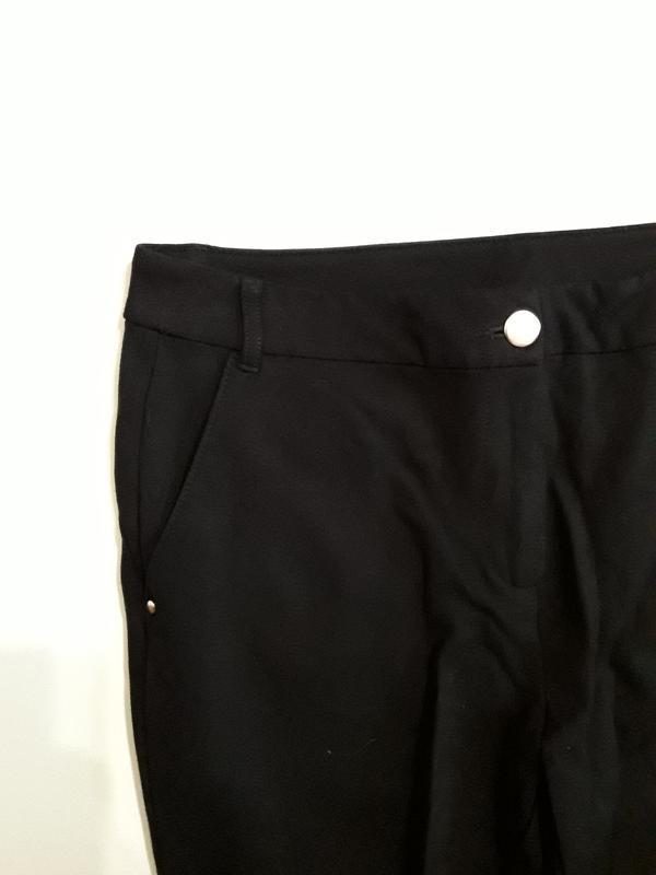 Фирменные брюки штаны треггинсы - Фото 2