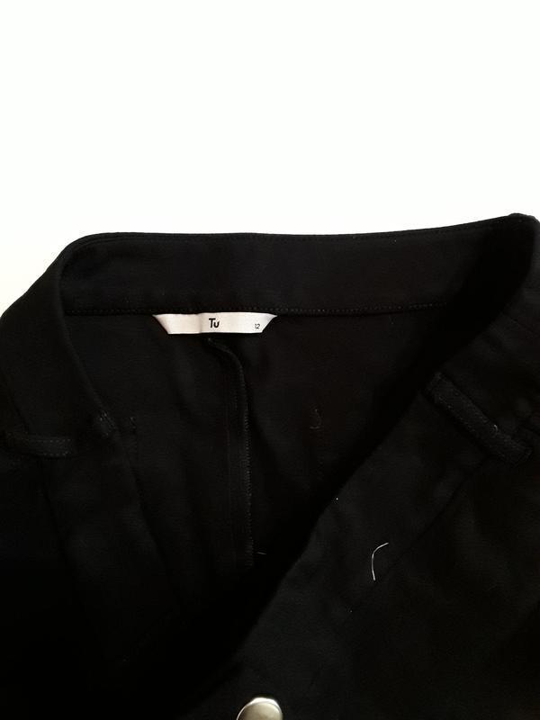 Фирменные брюки штаны треггинсы - Фото 4
