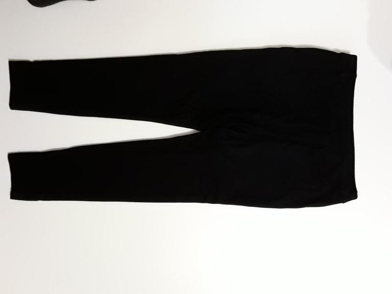 Фирменные брюки штаны треггинсы - Фото 5