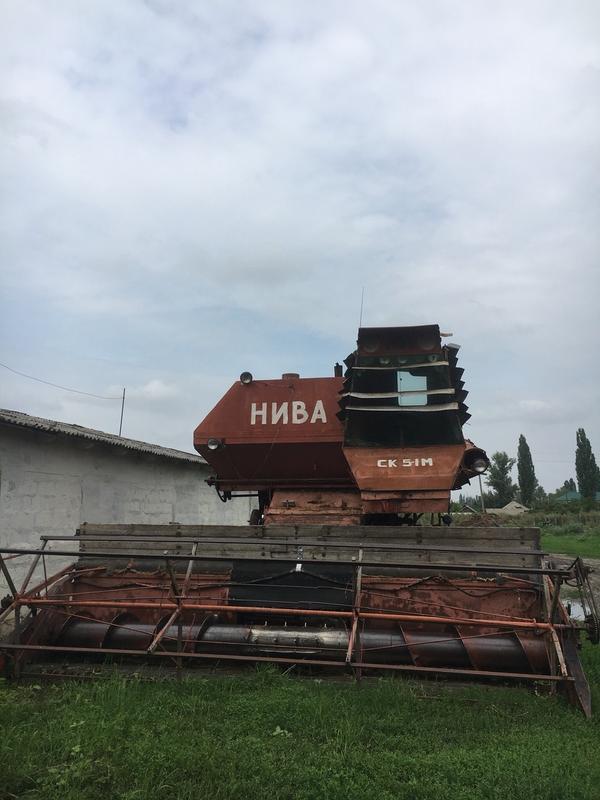 Комбайн НИВА СК-5 М1