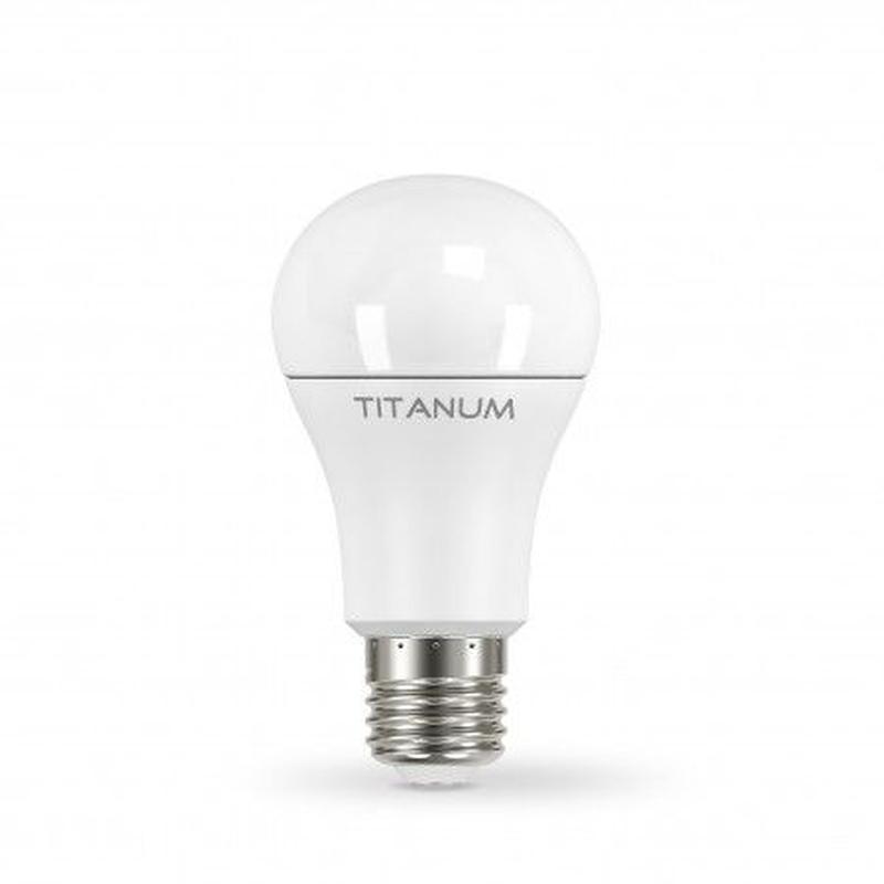 LED лампа A65e 15W E27 4100K 220V Светодиодная