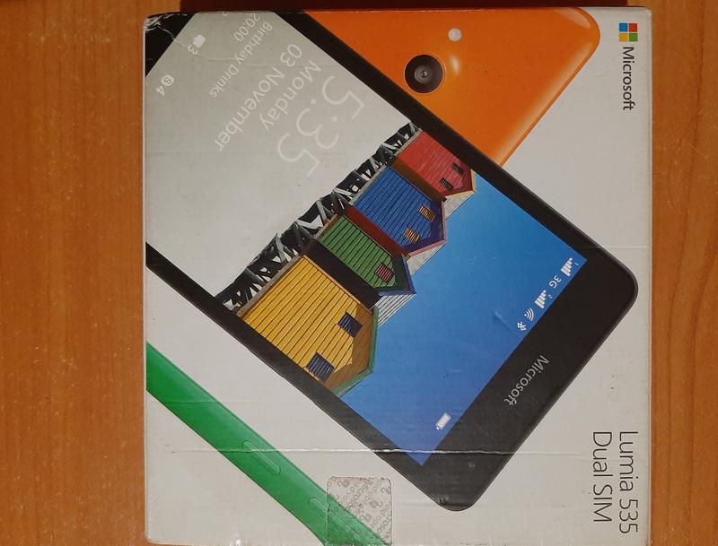 Nokia Lumia 535 Dual SIM - Фото 5