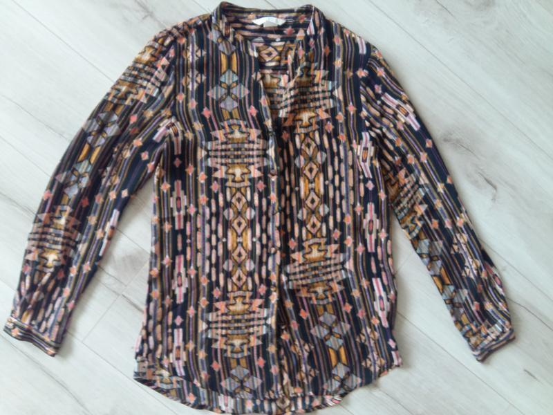 Шифоновая блуза от h&m - Фото 2