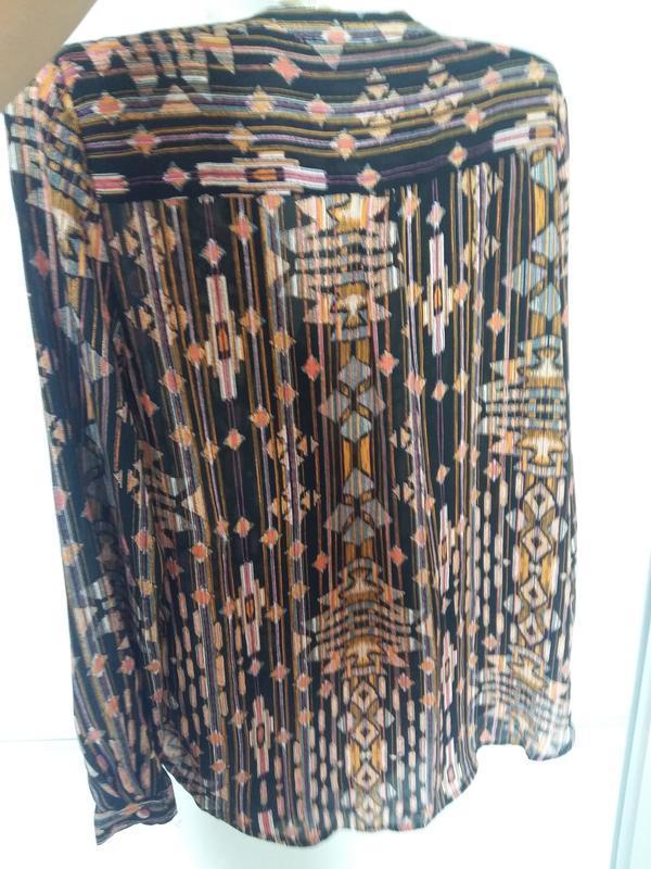 Шифоновая блуза от h&m - Фото 4