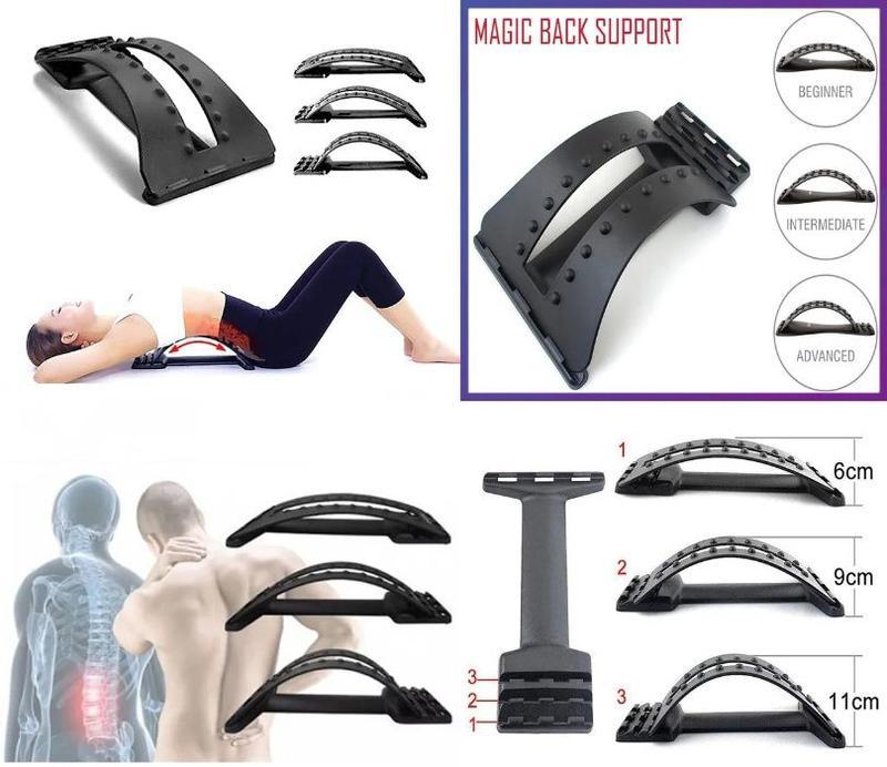тренажеры массажеры для спины