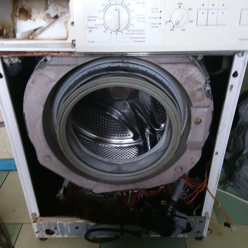 Мастер по ремонту стиральных и посудомоечных машин