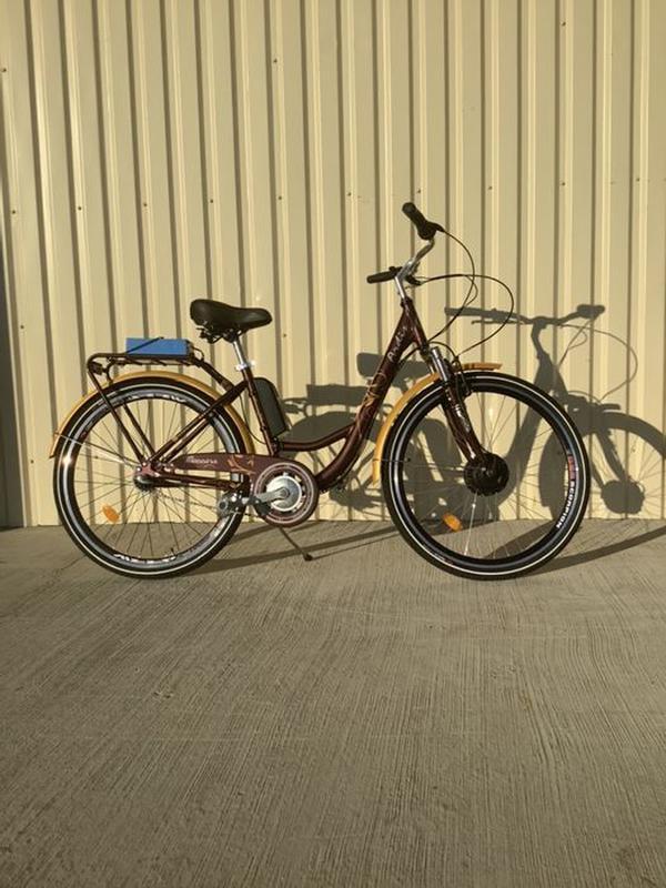Электронабор. Полный электронабор для велосипеда. Электровелос...