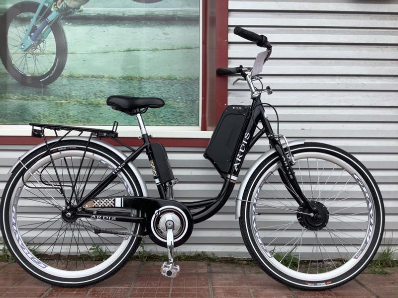 Дорожный электровелосипед. Электронабор 36v. Электровелосипед ...
